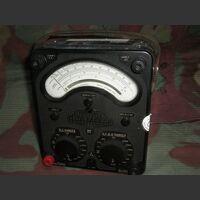 AVOmeter Multimetro AVOMETER MKIII Test e Strumenti di Misura Militari