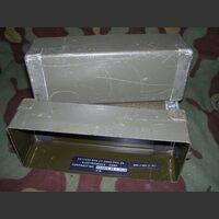 CY-2562/PRC-25 Battery Box CY-2562/PRC-25 Alimentatori e Carica Batterie