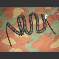 Cavo4057 Cavo spiralato 7 poli 4-4057-00-91 Microfoni
