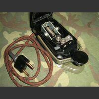 DK10 DK 10 tasto Telegrafico Cecoslovacco Tasti Telegrafici
