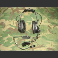 H161 Cuffia con Microfono  ASTROCOM H-161E/U Cuffie con Microfono - Laringofano