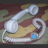 H33/PTcivil Cornetta Microtelefono H33/PT type Civile Microtelefoni