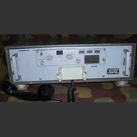 HAGENUKUSE202 Ricetrasmettitore VHF Marino HAGENUK USE 202 Apparati radio militari