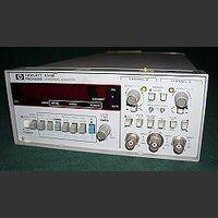 HP5316B HP 5316B Frequecy Counter Frequenzimetri