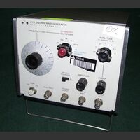 HP211B HP 211B Square Wave Generator Generatori Vari