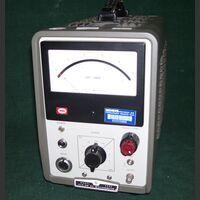 HP428B HP 428B Clip-On DC Milliammeter MILLIVOLTmeter / POWERmeter / WATTmeter  AF-RF