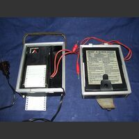 LAV2X AMPROBE LAV2X AC Voltmeter Recorder Multimetri - Voltmetri - A/V/Ohm - RCL