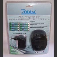 SGkitbattSKILL KIT accessori per ricetrasmettitore  ZODIAC SKILL 417  ACCESSORI RTX