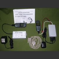 FT484 + FT485 Localizzatore GPS/GSM FT484 + FT485 GPS/GSM