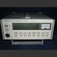 ML9001A ANRITSU ML9001A  Optical Power Meter MILLIVOLTmeter / POWERmeter / WATTmeter  AF-RF