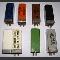 ModuliCPRC Moduli di  ricambio per radio CPRC-26 Moduli  - Ricambi Originali -