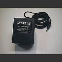 NE.23C02 AC Adapter NOVEL NE 23C02 BATTERIE - CARICA BATTERIE