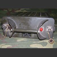 portabatt.PRC-1 Portabatterie BB-1/PRC-1 Alimentatori e Carica Batterie