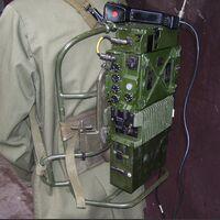 RT351 kit1 Transceiver  PRC-351 versione trasportatile Apparati radio militari