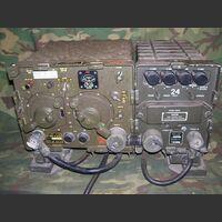 RT66GRC Stazione radio AN/VRC-8 Apparati radio militari