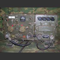 RT67GRC Stazione radio AN/VRC-9 Apparati radio militari