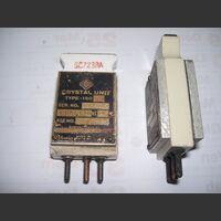SC7238 Cristal Unit Type-180 -  1078,125Kc Ricambi vari