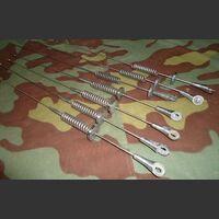 StiloUHF Silo in acciaio, antenna UHF Antenne - Accessori - Cavi