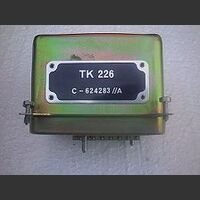 TK226 Amplificatore Audio TK226 Moduli  - Ricambi Originali -