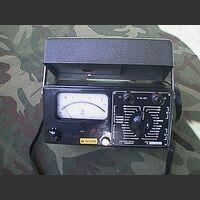 H&BA6 Multimetro HARTMANN & BRAUN A-6 Test e Strumenti di Misura Militari