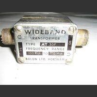 AT30F Widerband Transformer BALUN AT30F Accessori per strumentazione