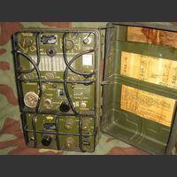 BC1306 Ricetrasmettitore BC 1306 Apparati radio militari