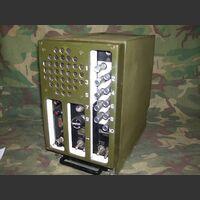 BC683 Ricevitore Armee Franceis BC 683 Apparati radio militari