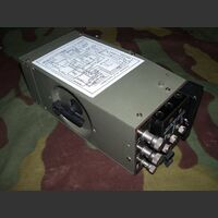 Bloccotelefono Telefono da campo  EE-8/B U.S.Army Apparati radio militari