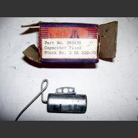 FSN 5910-T2-750-0900 Condensatore per Magnete Ricambi meccanici