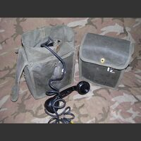 EE8B Telefono da campo EE-8-B Apparati radio militari