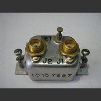5915-0080-53666 Filtro Attivo Low Pass DLA 900-83-C-2452 Impedenze