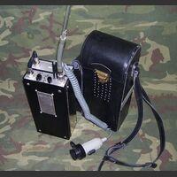 ER219A Ricetrasmettitore portatile VHF OMERA mod. ER-219A Apparati radio militari