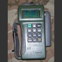 GPS561 GPS Receiver Military Radio ROCKWELL COLLINS Apparati radio militari