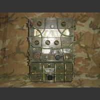 GRC9bis Ricetrasmettitore RT 77/GRC-9-GY Apparati radio militari