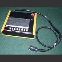 GR2200 Power Supply Switch Box GENERAL RADIO mod. 2200-3065 Accessori per strumentazione