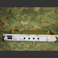 HA6106 Modulo unita' di sintonia Rohde & Schwarz Type HS6106/1 Apparati radio militari