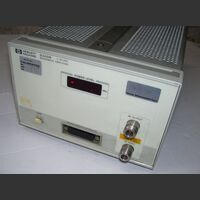 HP8349B HP 8349B Microwave Amplifier Amplificatori e Converter RF