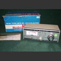 ME-IIN Asahi Seiko  ME-IIN SWR RF Power Meter Accessori per apparati radio Civili
