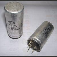 150u350v Condensatore Elettrolitico MICRO 150uF  350Volt Condensatori