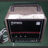 OX1 PBI-DANSENSOR ds OXI-3 Oxygen Indicator TEST di misura