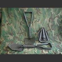 PALETTA2 PALETTA in acciaio pieghevole BUNDESWHER Miscellanea