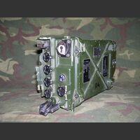 RT351 Ricetrasmettitore VHF UK/RT-351 Apparati radio militari