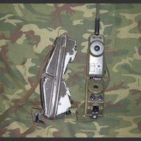 RV-2 Ricetrasmettitore portatile VHF RV-2 Apparati radio militari