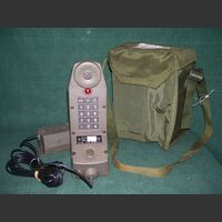 2C800/1/2 Telefono da campo inglese RACAL type 2C800/1/2 Apparati radio militari