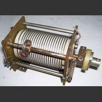 RollerLarge2 Variometro Professionale 10uH 50W Impedenze