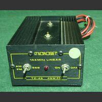 T2-45 Microset T2-45 144 MHZ Linear Amplifier Accessori per apparati radio Civili