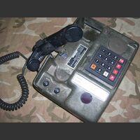 TA954TT Telefono Campale TA-954/TT Apparati radio militari