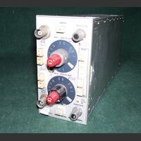 TEK5A48 TEKTRONIX 5A48 Cassetto Oscilloscopio Accessori per strumentazione