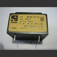 TRV8673 Trasformatore Alimentazione 12 Volt  1,8 VA Trasformatori e Filtri Rete