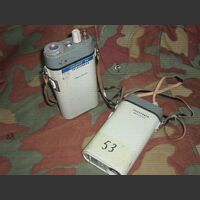 Teleportbis Ricetrasmettitore TELEPORT VI Apparati radio militari